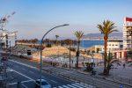 Messina, il viale della... Libertà riconquistata. Le foto che emozionano
