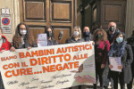 Reggio Calabria: autismo, lotta per le cure negate