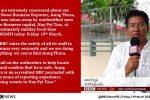 In Birmania reporter della Bbc prelevato all'alba e 'scomparso'