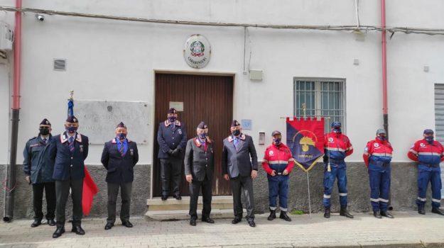 attentato maresciallo, cetraro, Lorenzo Orlando Ambrosio, Cosenza, Cronaca