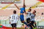 Oggi il derby Acr Messina-Fc Messina in diretta su Rtp, sul sito di Gazzetta e sui canali social