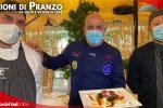 """Fantasia ai fornelli. Il """"piatto del sole"""" di chef Ercole Villirillo"""
