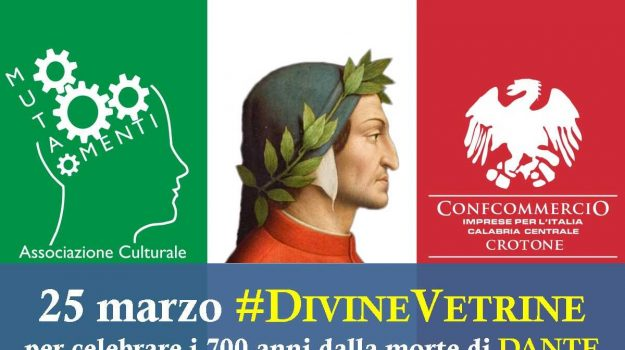 flashmob, giornata dedicata Dante Alighieri, Catanzaro, Cronaca