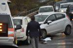 Castrovillari, scontro frontale tra i due ponti Virtù: tre feriti e traffico in tilt