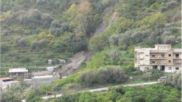 dissesto idrogeologico, itala, partono lavori, maurizio croce, Nello Musumeci, Messina, Cronaca