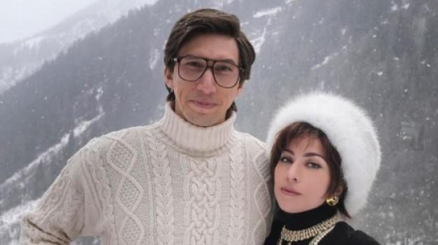 omicidio gucci, Lady Gaga, Sicilia, Cinema