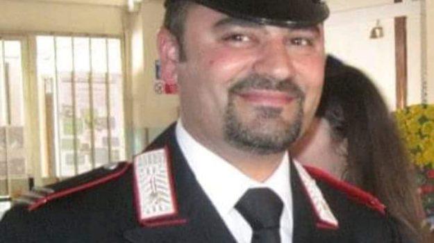 carabinieri, Macerata Campana, Baldassarre Nero, Stefania Pucciarelli, Sicilia, Cosenza, Cronaca