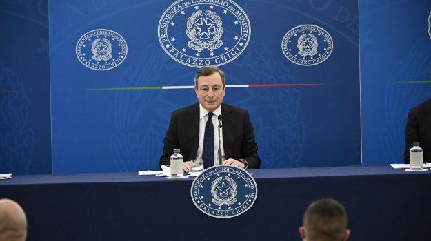 Mario Draghi, Sicilia, Cronaca