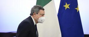 Mario Draghi: farò il vaccino AstraZeneca