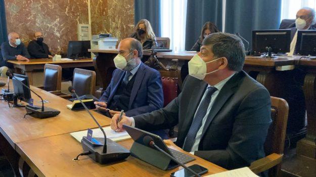 autorità portuale, messina, Mario Mega, Salvatore Mondello, Messina, Cronaca