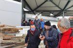 Messina, blitz di De Luca tra i box del nuovo mercato Zaera