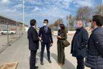 Messina, i parlamentari D'Uva e D'Angelo visitano il quartiere fieristico