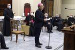 Mons. Fortunato Morrone è il nuovo arcivescovo di Reggio Calabria-Bova. L'INTERVISTA VIDEO