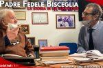"""A tu per tu con padre Fedele Bisceglia: """"Prima di morire vorrei tornare a celebrare Messa"""""""