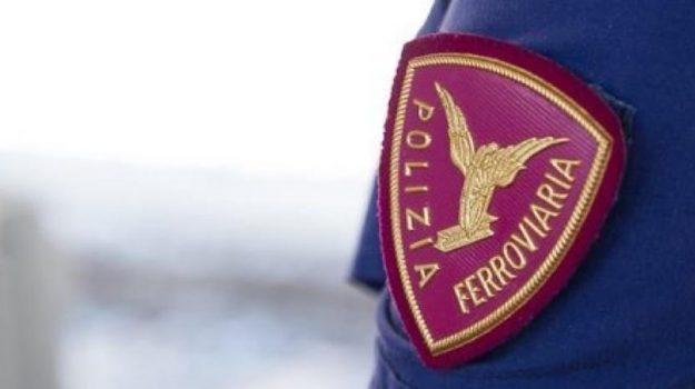messina, palermo, polizia ferroviaria, rame rubato, sicilia, trapani, Messina, Cronaca