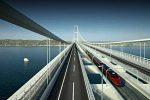 """Ponte sullo Stretto, Musumeci e Spirlì incontrano WeBuild: """"E' il Ponte d'Europa"""""""