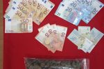 Santa Severina, sorpresi in auto con la droga: due arresti