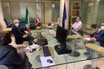 Scuola in Calabria, incontro tra l'assessore Savaglio ed i sindaci dei comuni montani