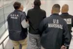 Mafia, il killer di Cosa Nostra Freddy Gallina estradato dagli Usa