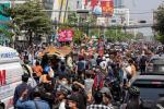 Sei dimostranti uccisi in Birmania durante una manifestazione