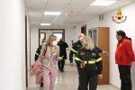 Lamezia, il prefetto Cucinotta visita il Centro Polifunzionale Regionale dei Vigili del Fuoco