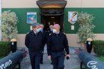 A Sigonella la visita del sottocapo dell'Aeronautica Militare