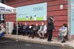 Vaccini a Messina, dosi al lumicino all'hub in Fiera