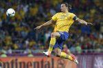 Zlatan Ibrahimovic salta gli Europei. L'annuncio della federazione svedese su Twitter