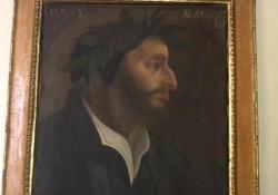 A Orvieto spunta dipinto Dante Alighieri con la barba: «Un dipinto affascinante da condividere» Anche Boccaccio lo descrisse così, ma la tela dovrà ora essere valutata a fondo - Ansa