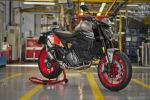 Al via la produzione del nuovo Ducati Monster