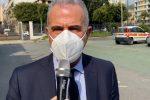 """Fiera di Messina, Alagna: """"Fino a 4mila vaccini al giorno, padiglione 7a quasi pronto"""""""