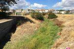 Il torrente Valloncello ad Amendolara