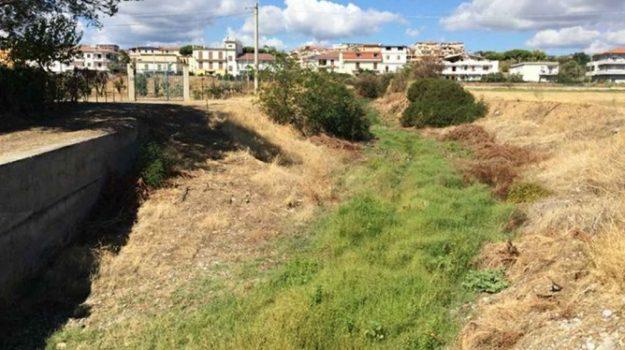 amendolara, sistemazione idrogeologica, torrente Valloncello, salvatore antonio ciminelli, Cosenza, Cronaca