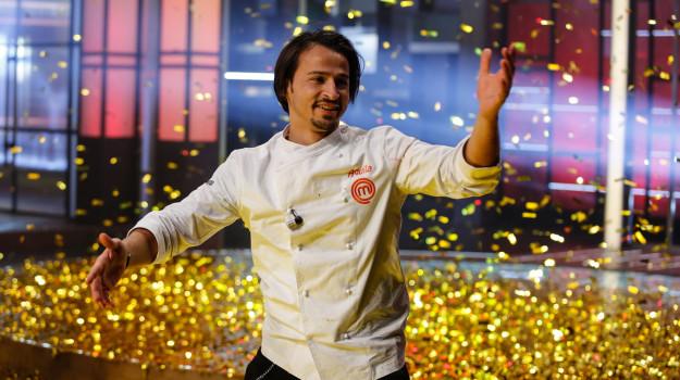 Parla Francesco, il vincitore del decimo cooking show: e l'Aquila infine volò sulla cima di Masterchef