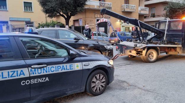 cosenza, polizia municipale, alessia loise, Cosenza, Cronaca