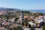 Messina vista dall'alto nella Domenica delle Palme. Primavera di colori. LE FOTO COL DRONE