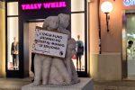 Vittime di femminicidio, a Cosenza l'azione pacifica al Museo all'aperto