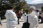 Caso Don Orione, arriva la proroga per un mese: i lavoratori della Faro 85 in protesta