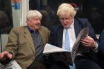 """Filadelfia, cittadinanza onoraria a Johnson, padre del premier inglese Boris: """"Lui è europeista"""""""