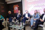 Ernesto Magorno, Ettore Rosato, Silvia Vono e Sebastiano Barbanti