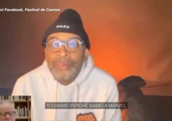 Cannes 2021, Spike Lee confermato presidente della giuria: «Accetto con umiltà» La proposta al regista americano in una videochiamata condivisa sui social del festival - Ansa