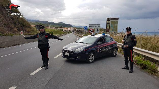 arresto, belvedere marittimo, evasione domiciliari, Cosenza, Cronaca