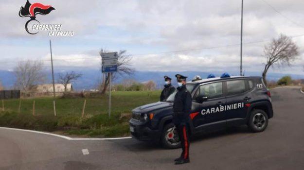 arresto, carabinieri, rapina, ricettazione, Catanzaro, Cronaca