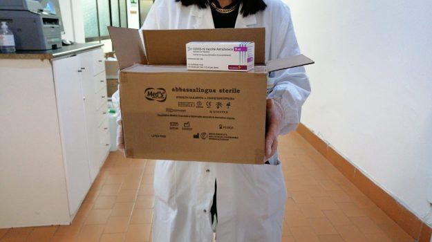 Giannettasio, prime dosi, vaccini, Cosenza, Cronaca