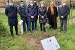 Anche Vibo ricorda i morti di Covid grazie agli alberi piantati dall'associazione Valentia