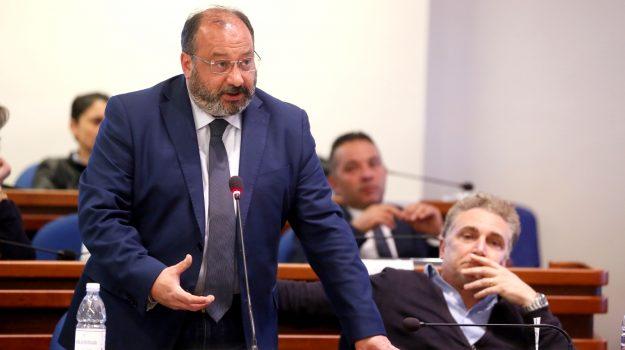 comune catanzaro, vertice maggioranza, Domenico Tallini, Giovanni Merante, Sergio Abramo, Catanzaro, Politica