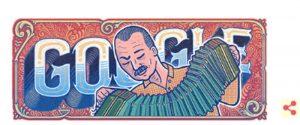 Chi è Astor Piazzolla protagonista del doodle di Google