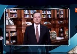 Draghi: «Fondi Next Gen saranno usati anche per beneficio del Sistema Sanitario» Il messaggio del presidente del Consiglio Mario Draghi alla Fondazione Veronesi - Agenzia Vista/Alexander Jakhnagiev