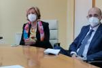 Asp Messina, passaggio di consegne tra i commissari Furnari e Firenze. Avanti con le vaccinazioni