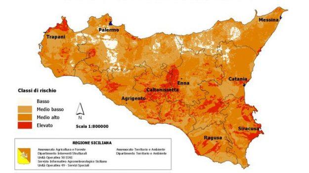 desertificazione, Sicilia, Cronaca